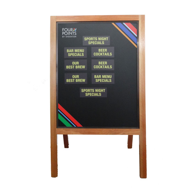 Customized writing board
