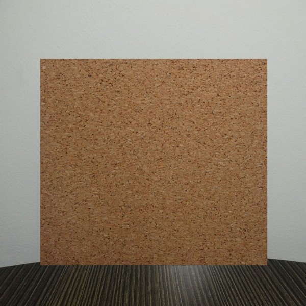 3800 Corkboard Sheet Raw Material Great Partner